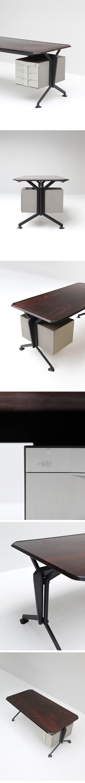 Olivetti, desk, BBPR, 1960s