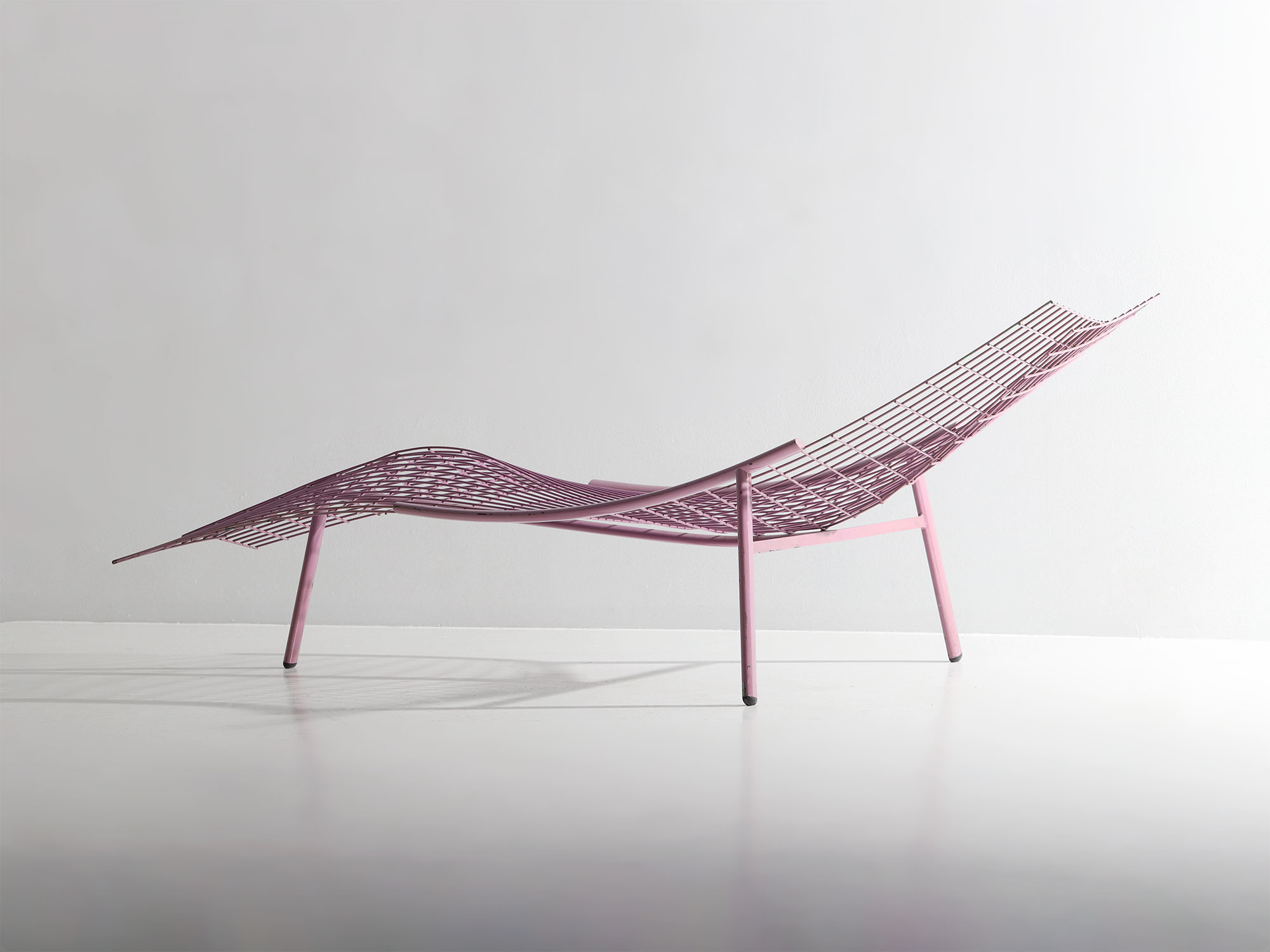 Swing Lounge chair by Giovanni Offredi for Saporiti