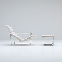 LOUNGE CHAIR BY ILMARI LAPPALAINEN FOR ASKO