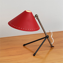 Hala Pinocchio Desk or Wall Lamp