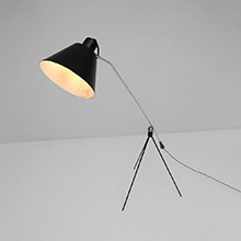 """MAGNETO"" FLOOR LAMP BY H. FILLEKES"