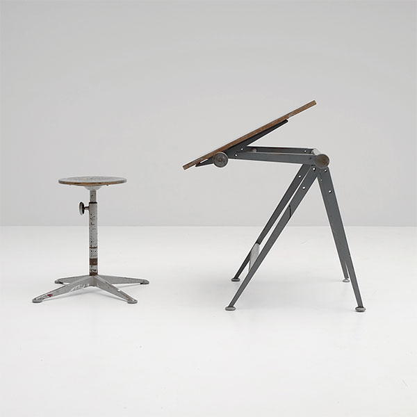 Wim Rietveld & Friso Kramer 'Reply' Drafting Table