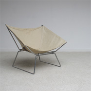 50s Pierre Paulin Easy Chair produced by Meubles TV France