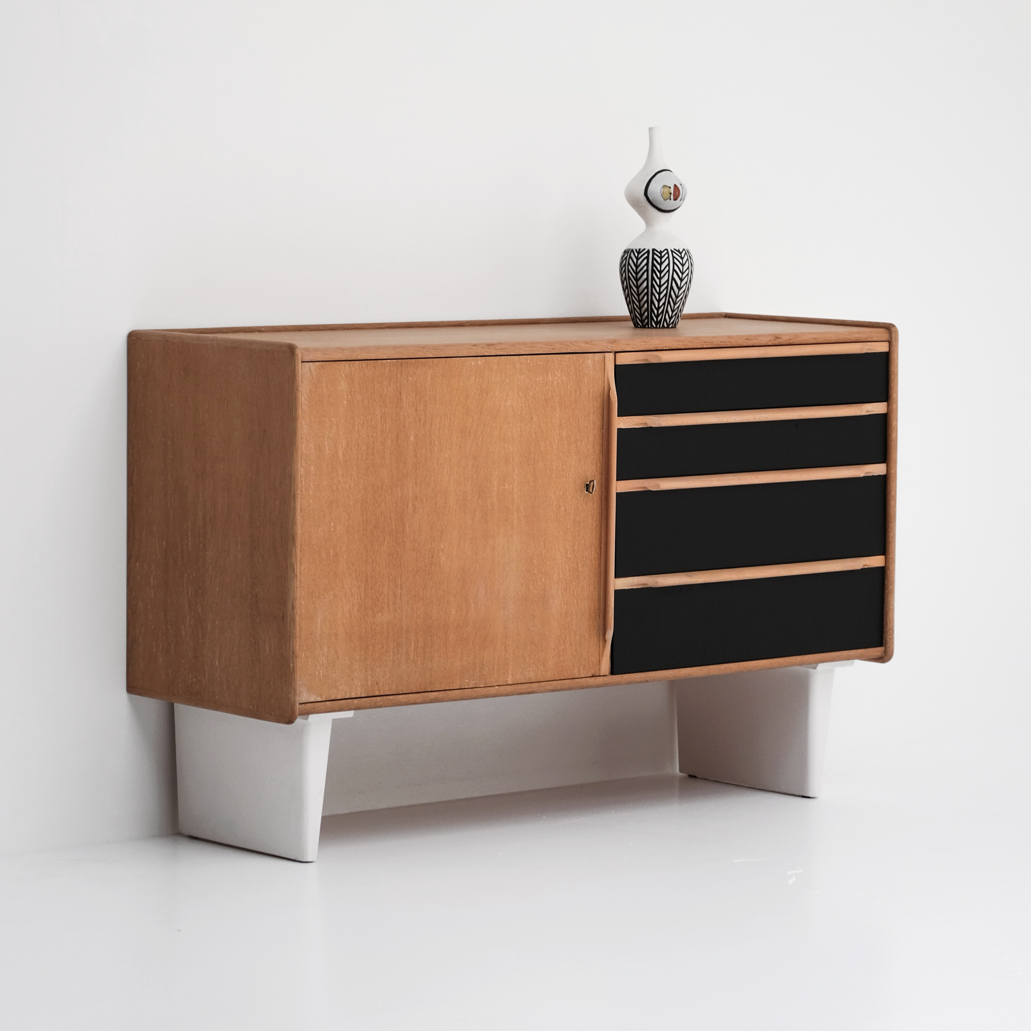 UMS Pastoe Sideboard Cees Braackman 1950s