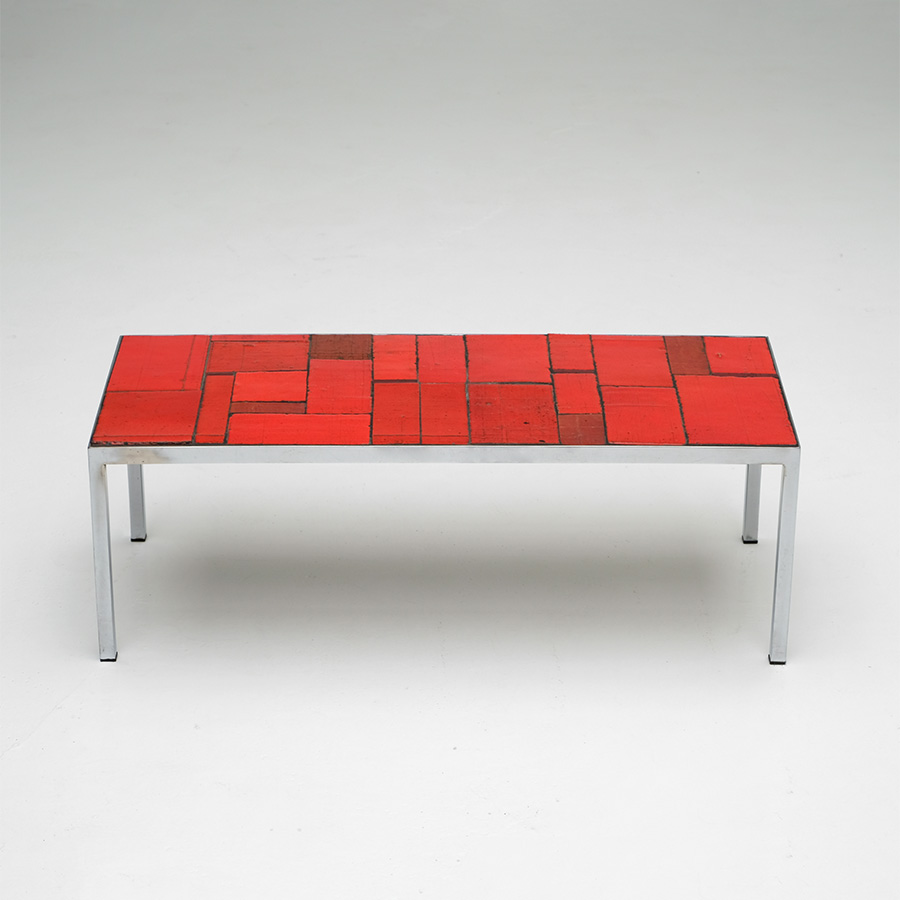 Amphora coffee table 1960