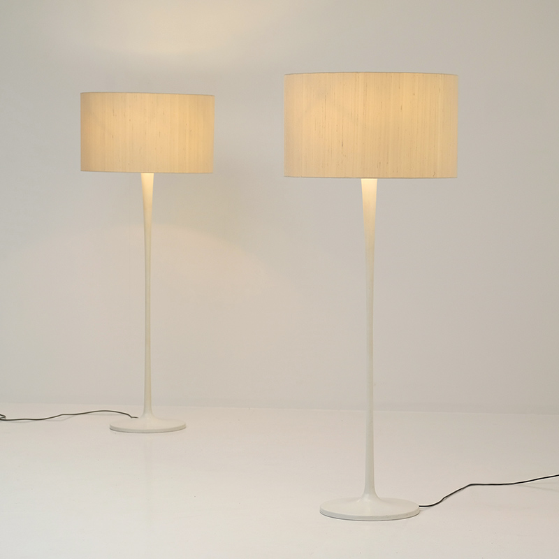 Pair off Staff Floor Lamps