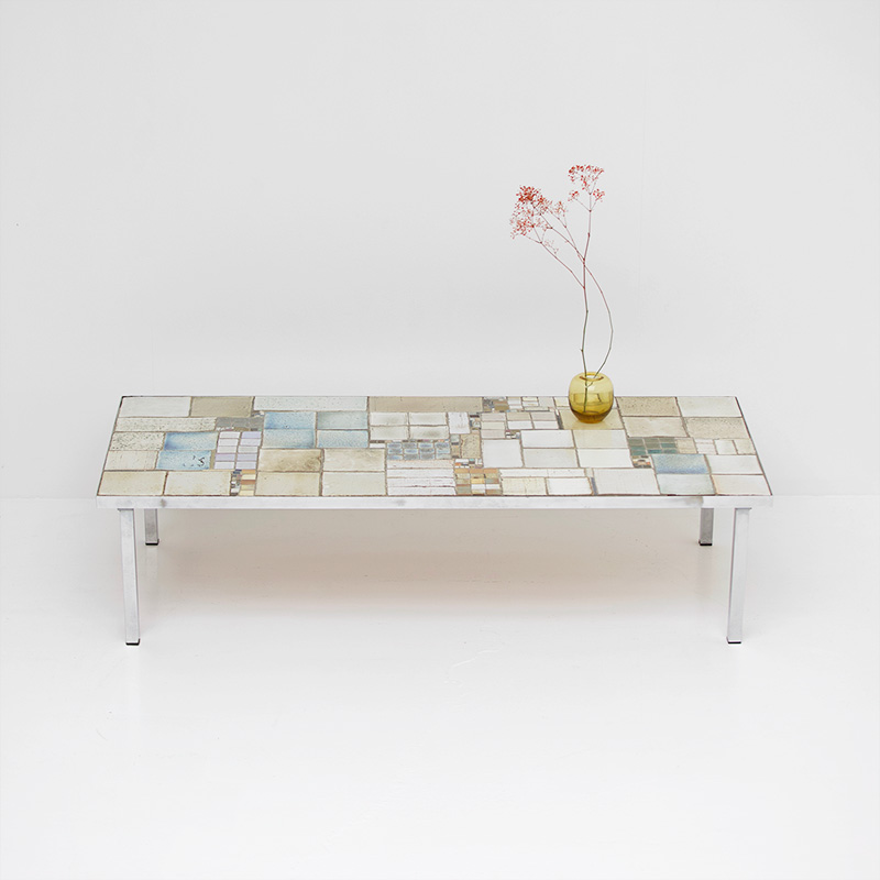 Pia Manu Ceramic Coffee Table
