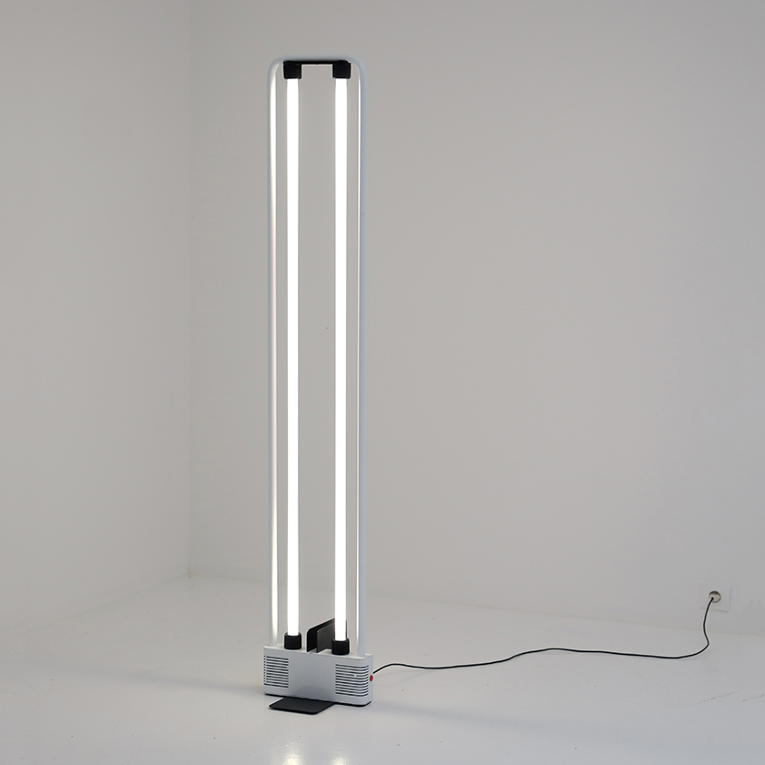 Gian Nicola  Gigante For Zerbetto Floor Lamp
