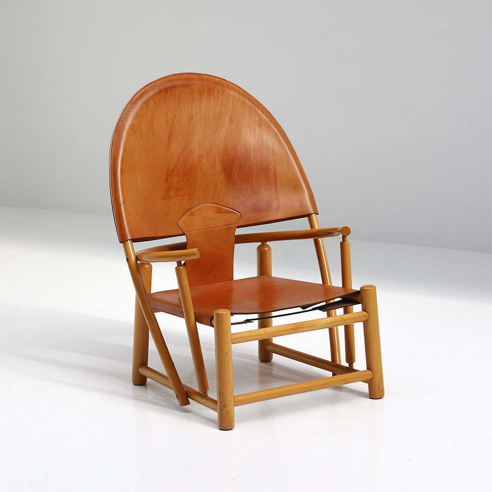 Werther Toffoloni & Piero Palange Hoop Lounge Chair