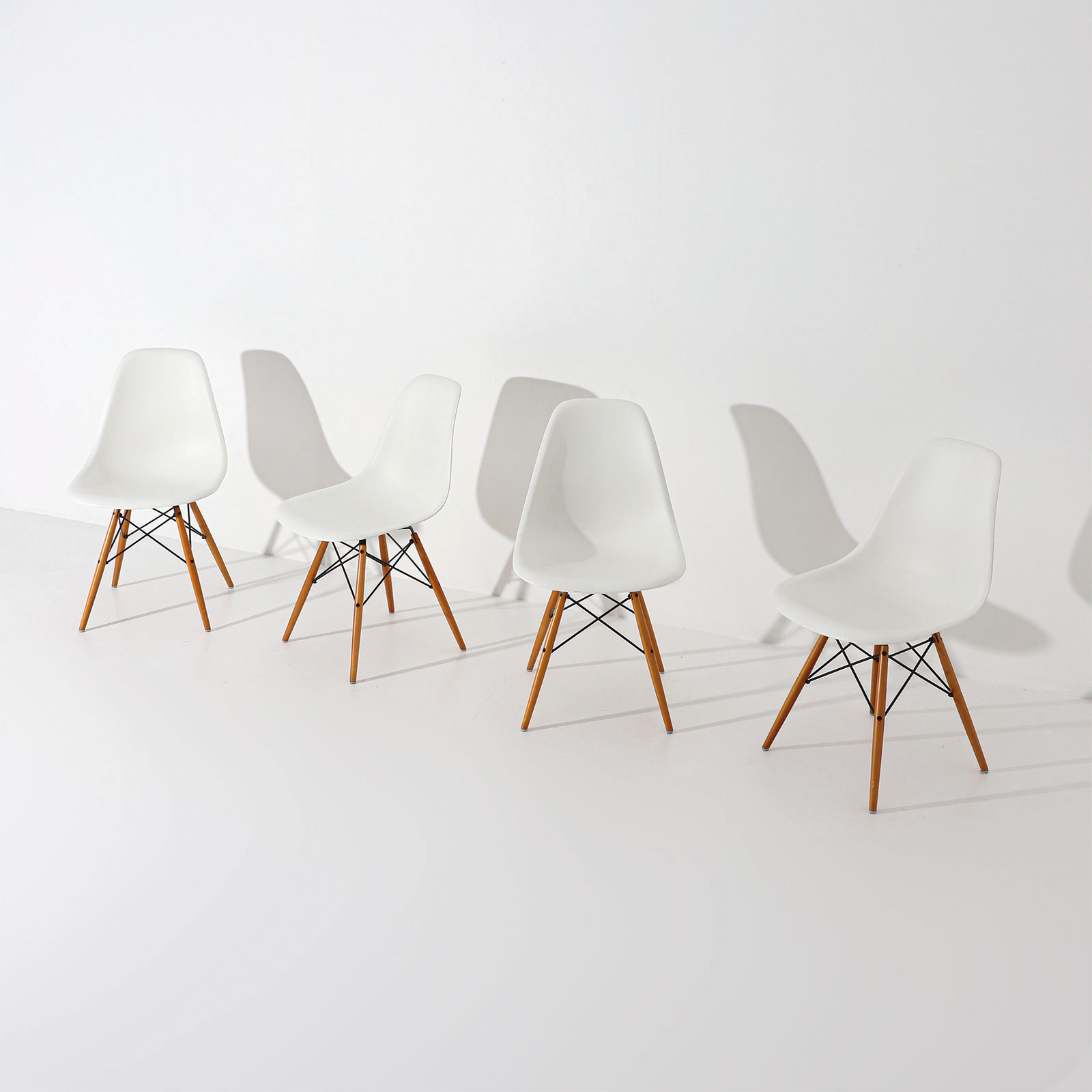 Eames DSW Vitra chairs