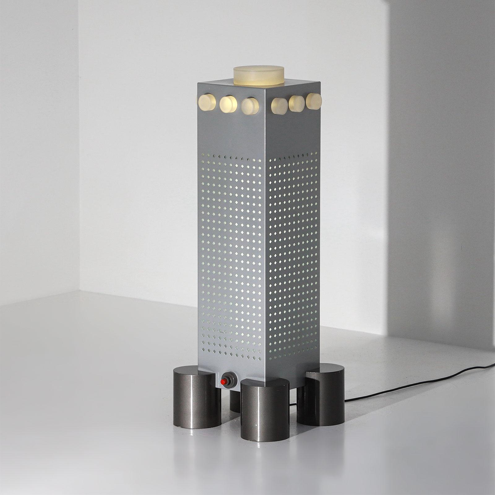 Matteo Thun & Andrea Lera wwf Tower Bieffeplast