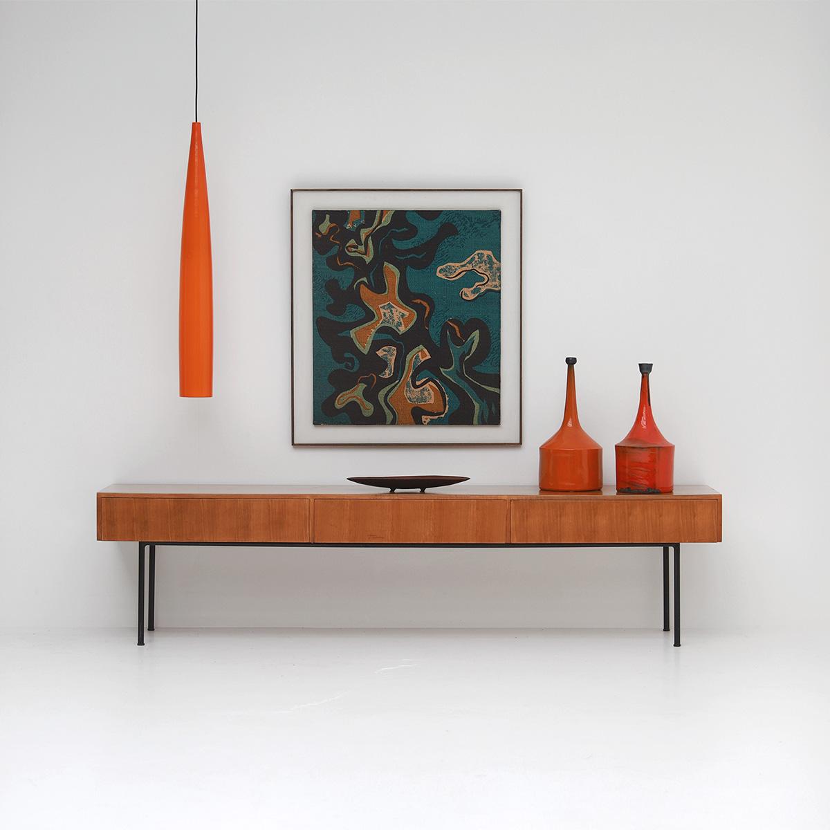 Long Low Sideboard  1960s