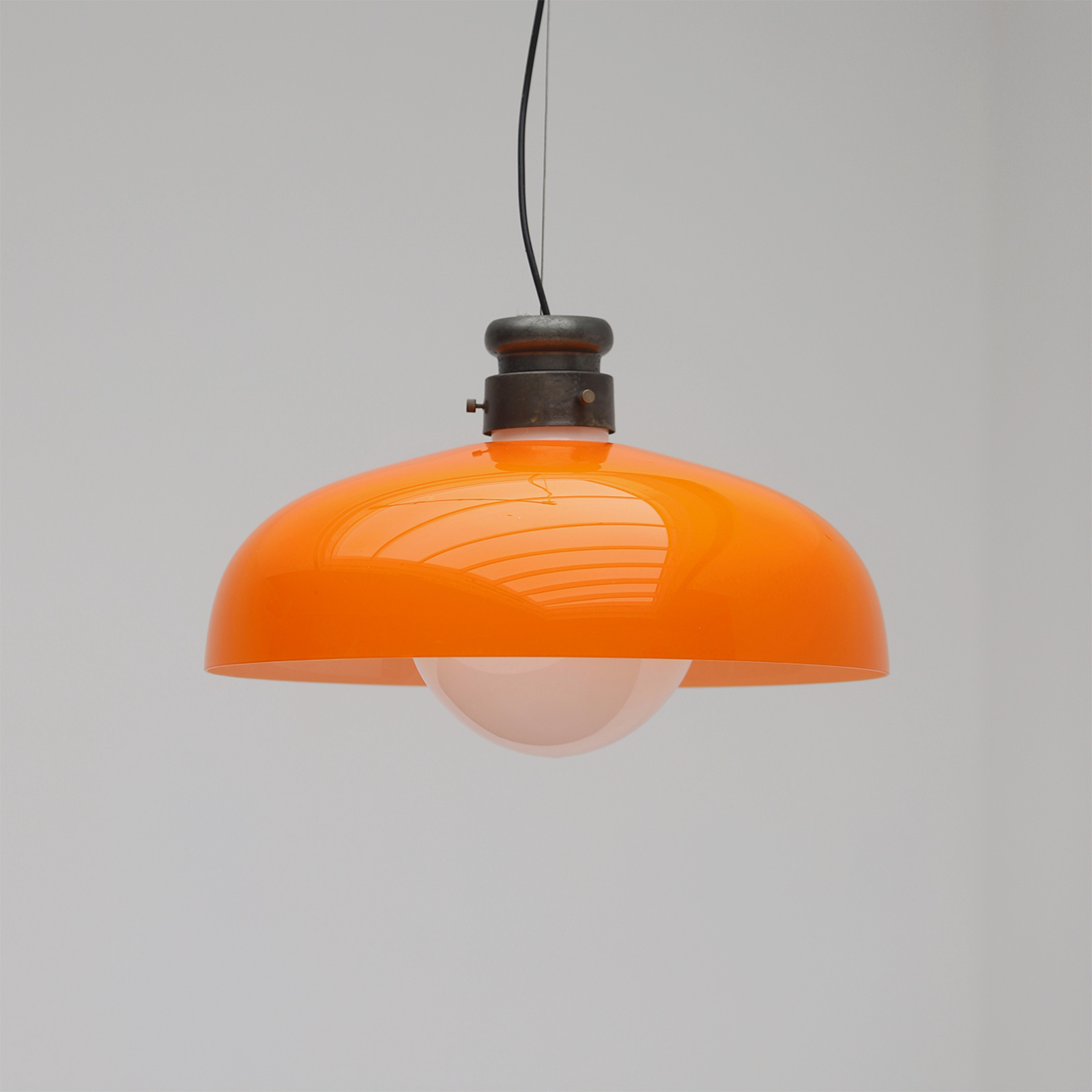 Pendant Lamp by Alessandro Pianon for Vistosi