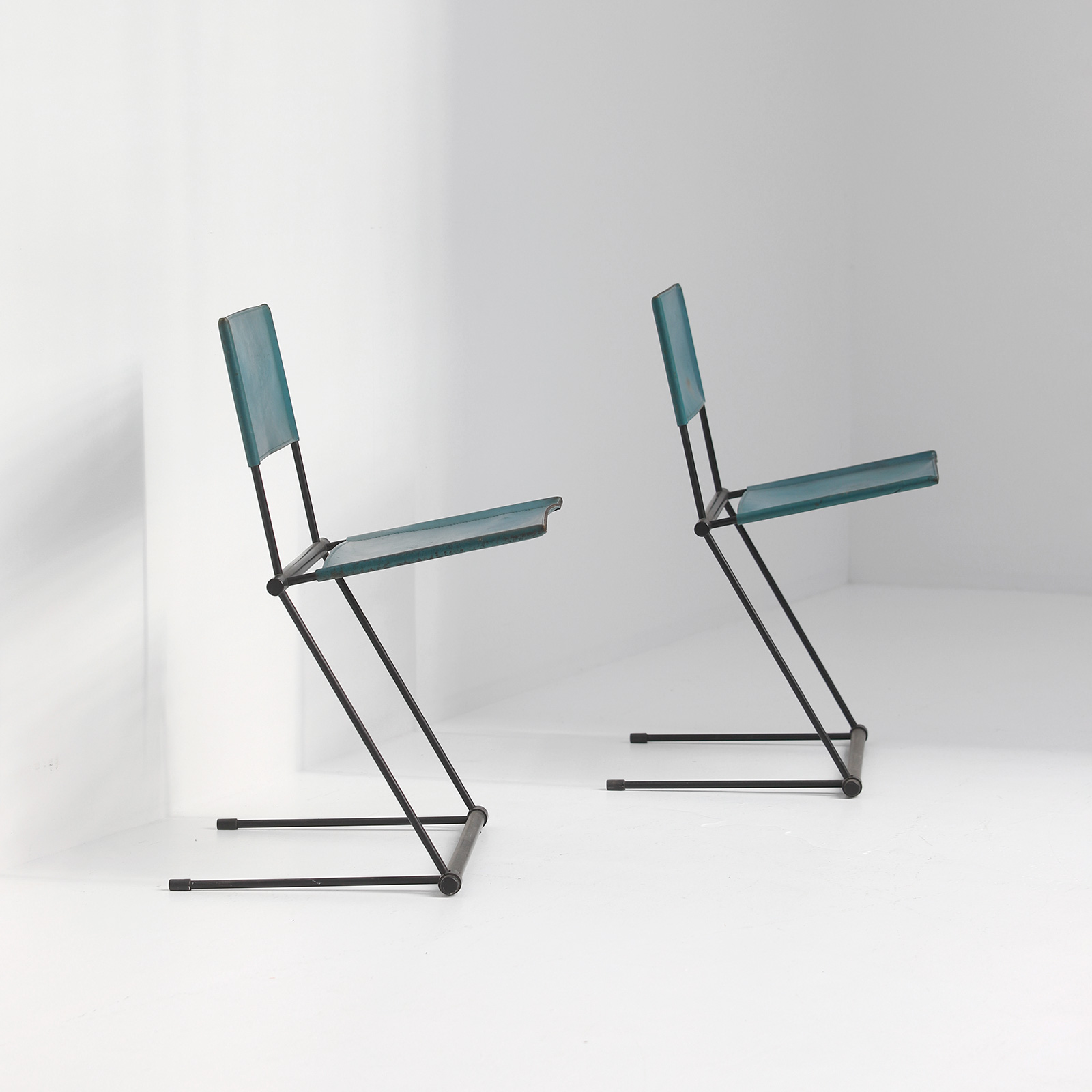 Ballerina Chairs By Herbert Ohl For Matteo Grassi