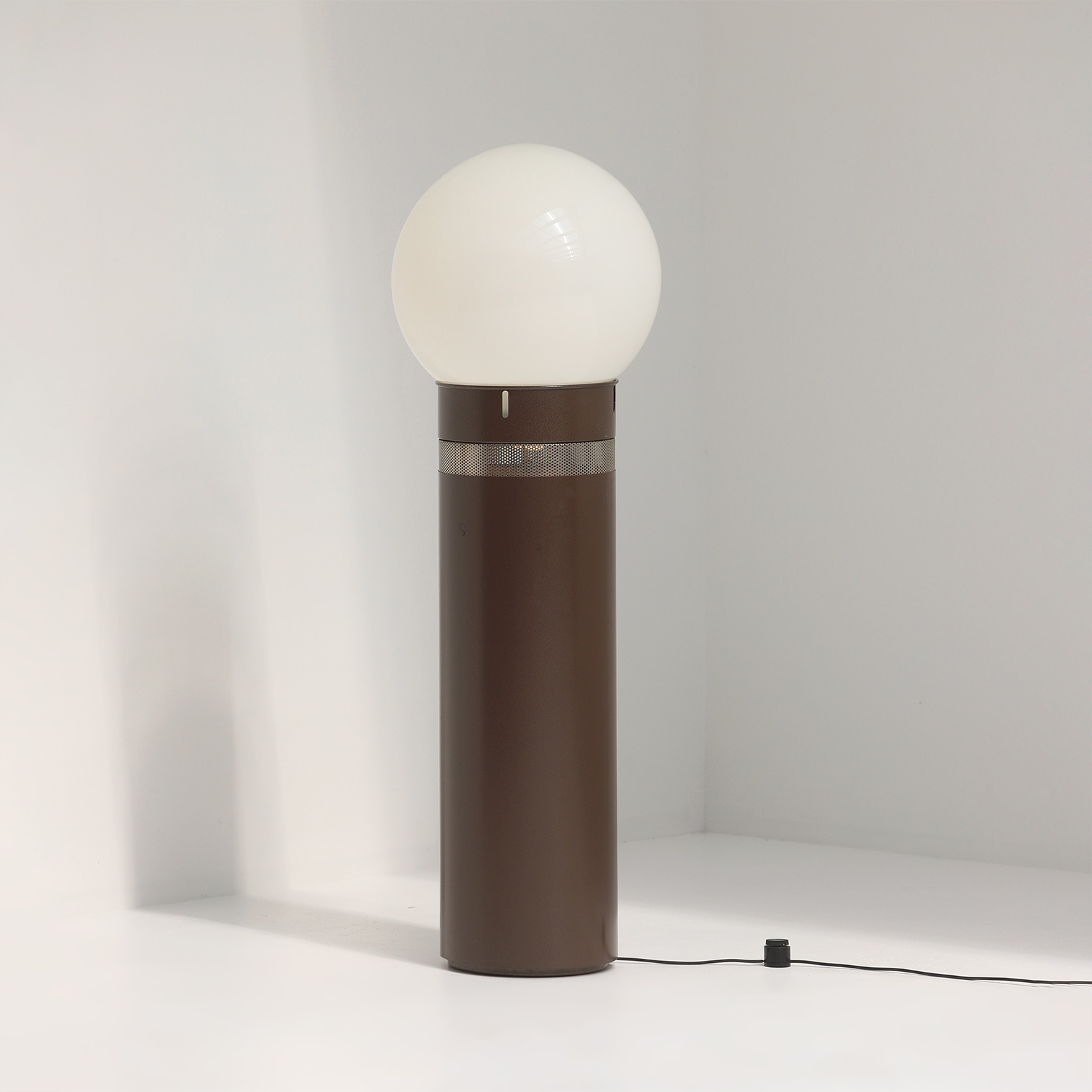 Gae Aulenti Oracle floor lamp for Artemide