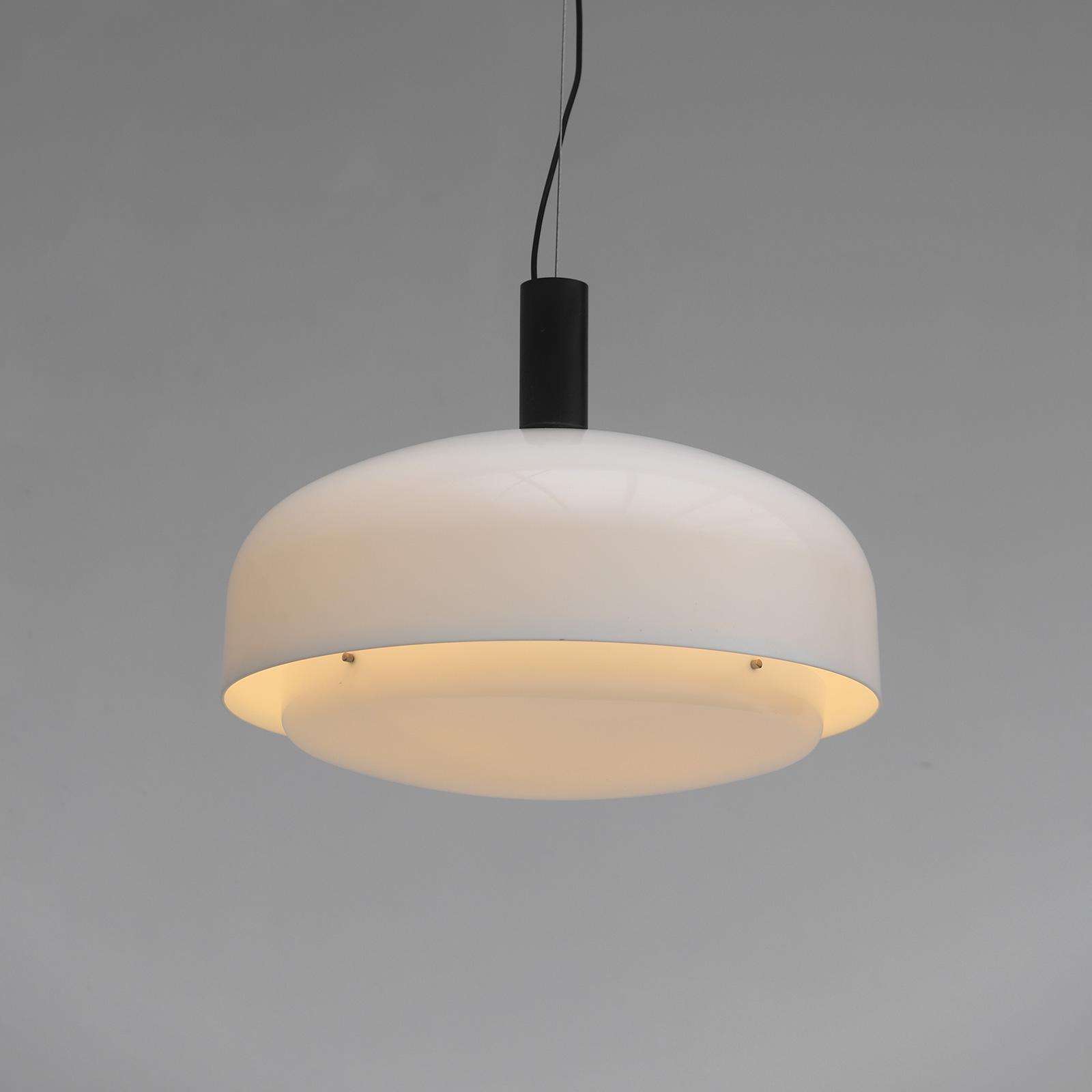Eugenio Gentile Kartell kd62 Pendant Lamp