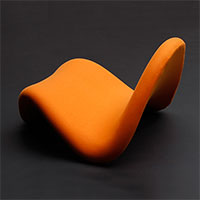 Pierre Paulin Tongue Chair for Artifort