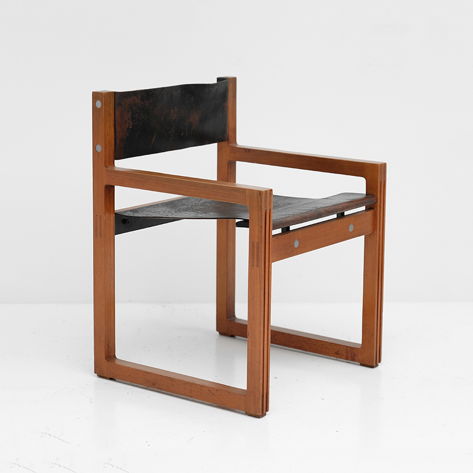 Christophe Gevers Chairs for De Coene