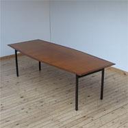 1950 Knoll / De Coene conference dining table