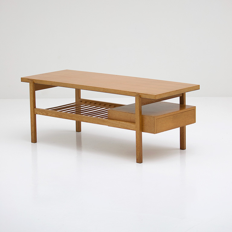 Jos De Mey Coffee Table Van Den Berghe Pauvers