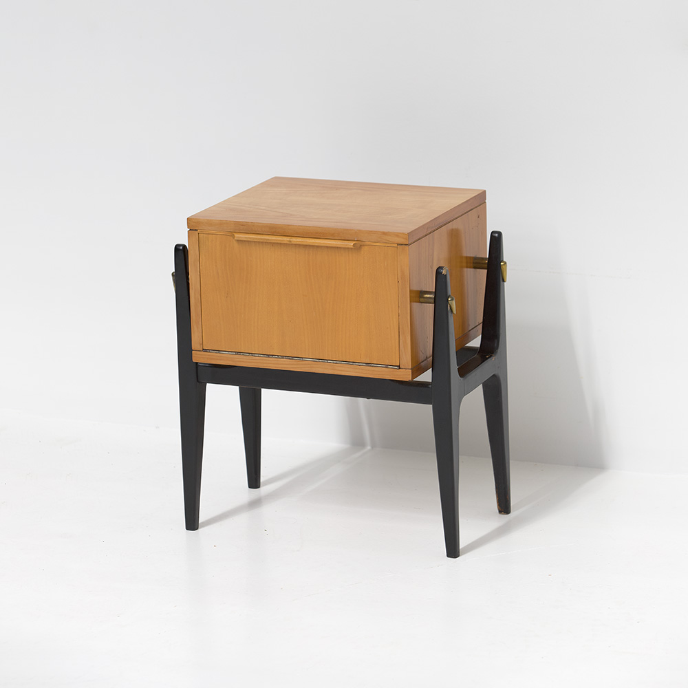 1950s Bedside table