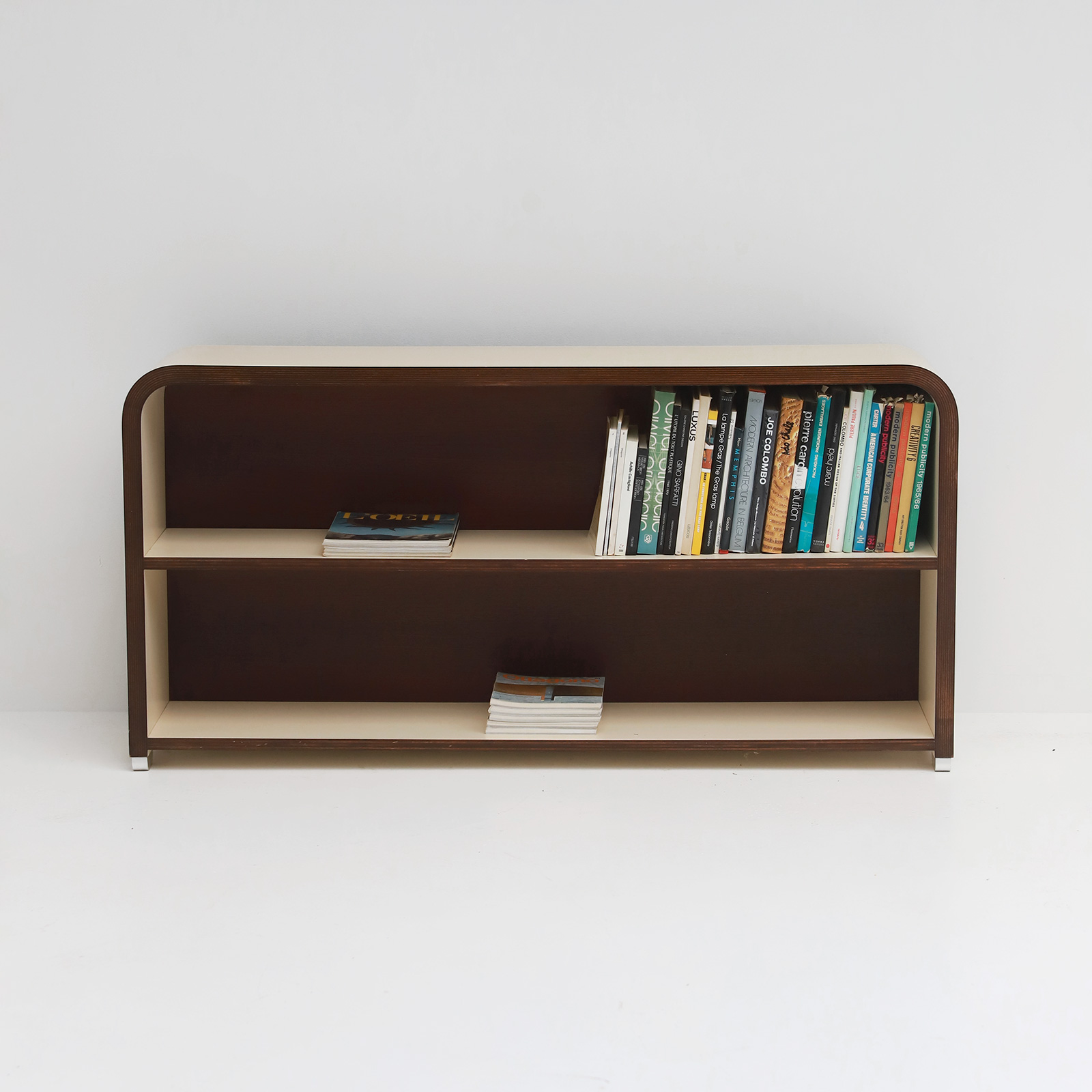 Jules Wabbes bookcase 1965