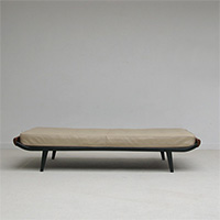 1950s Daybed Cleopatra design by Dick Cordemeijer for Auping