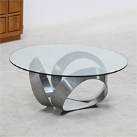 70s RONALD SCHMITT coffee table Germany