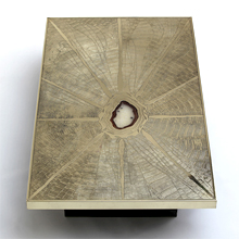 Georges Mathias coffee table