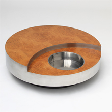 WILLY RIZZO coffee table 1970s