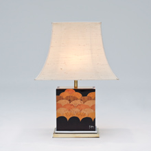 Table Lamp Designed by Jean Claude Mahey