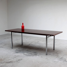 Alfred Hendrickx 1960s Belform rare dining table
