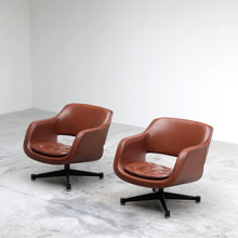 Grand Chairs designed by Eero Aarnio 1962