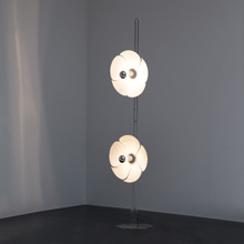 Rare Flower table lamp by Olivier Mourgue 1968