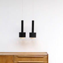 Cosack black and white pendant lamps