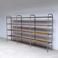 A Wall Industrial storage Rack