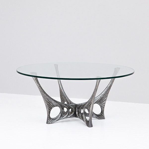 willy ceysens exceptional coffee table