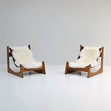 Sling chairs dated 1972