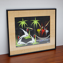 Fifties Africa Congo artwork